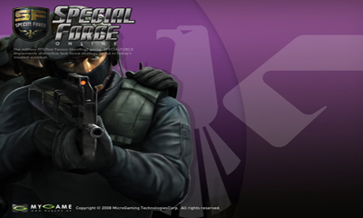 [韩服]特种部队Special Force Online