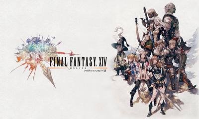 [日服]Final Fantasy XIV 最终幻想14