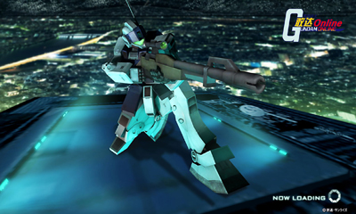 [日服]Gundam OL机动战士敢达OL